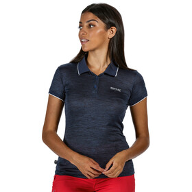 Regatta Remex II Camiseta Manga Corta Mujer, azul
